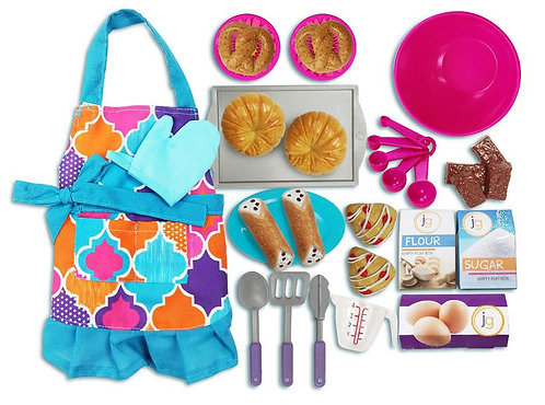 Girls Cafe Bake Set
