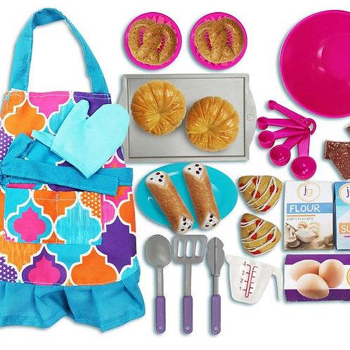 Girls Cafe Bake Set