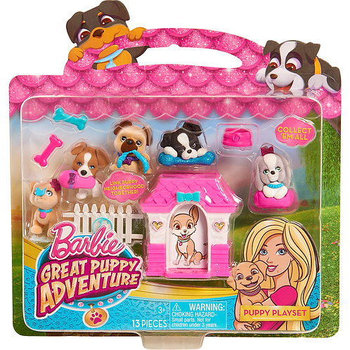 Barbie Pets Doctor Playset