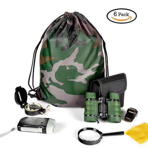 Outdoor Exploration Kit, Educational Children's Toys