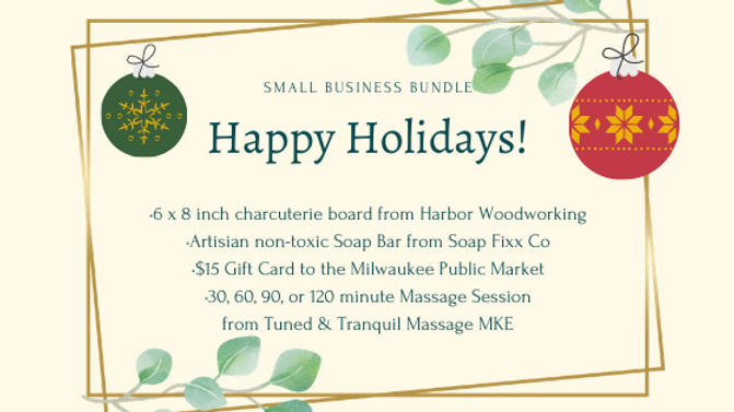 Small Business Holiday Bundle