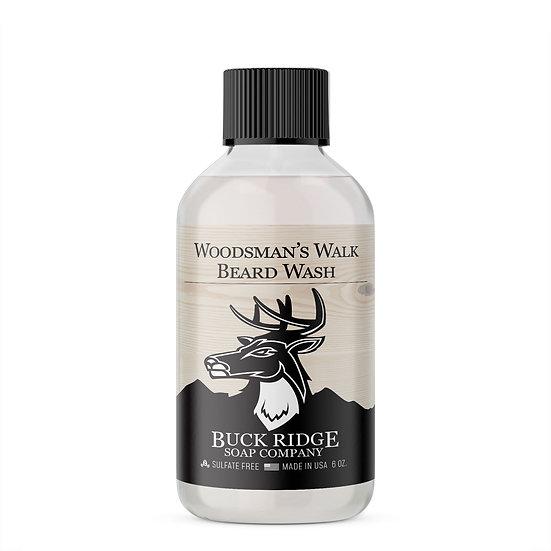 Buck Ridge Woodsman's Walk Beard Wash