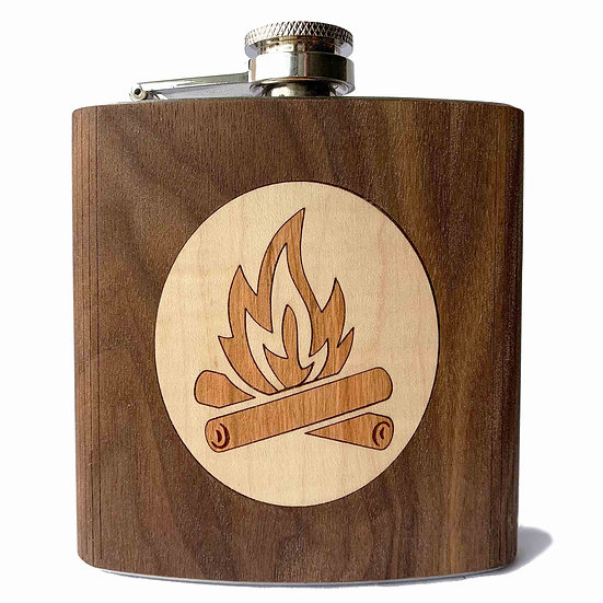 Campfire Flask