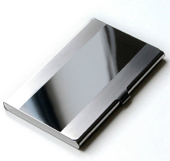 cred card men Stainless Steel