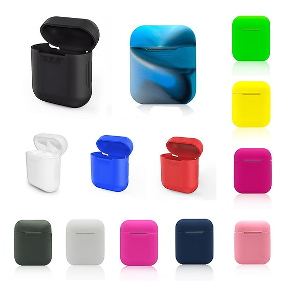 Silicone Headset Protective Case Charging Box