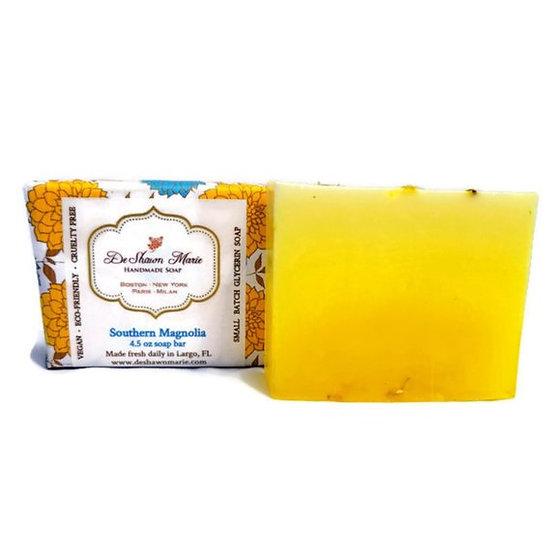 Southern Magnolia Handmade Soap