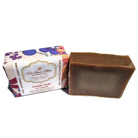 Lavender Vanilla Soap