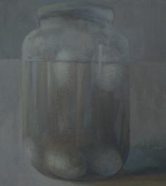 Eggs in a Jar