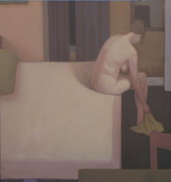 Sarah on edge of bed painting (2).jpg