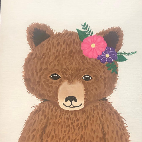 Little Bear by JoJo Pack