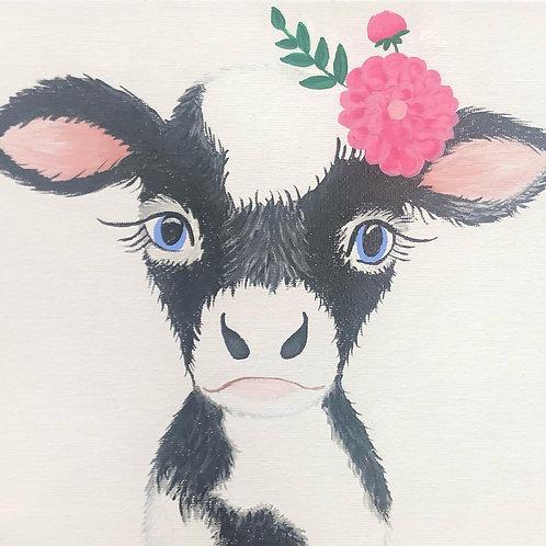 Little Cow by JoJo Pack