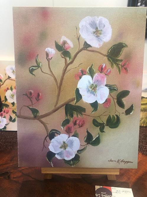 Georgia Flowers by Jan Dappen