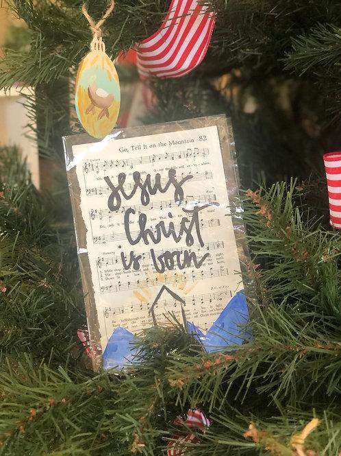 Christmas Hymn 1