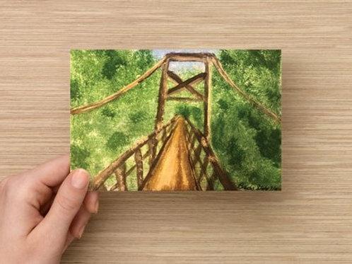 Brian's Bridge Postcards