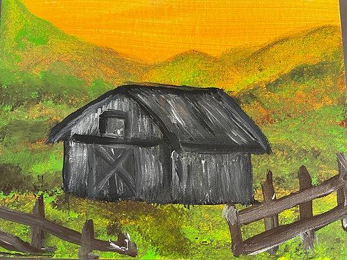 Old Farm 8x10