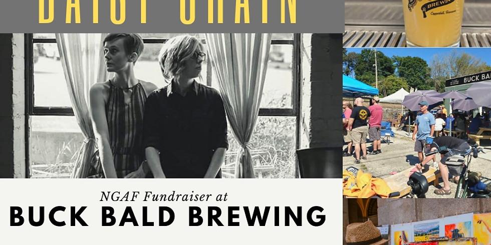 Buck Bald Brewing Fundraiser