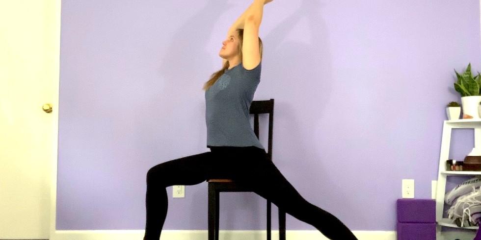 Chair Yoga Class