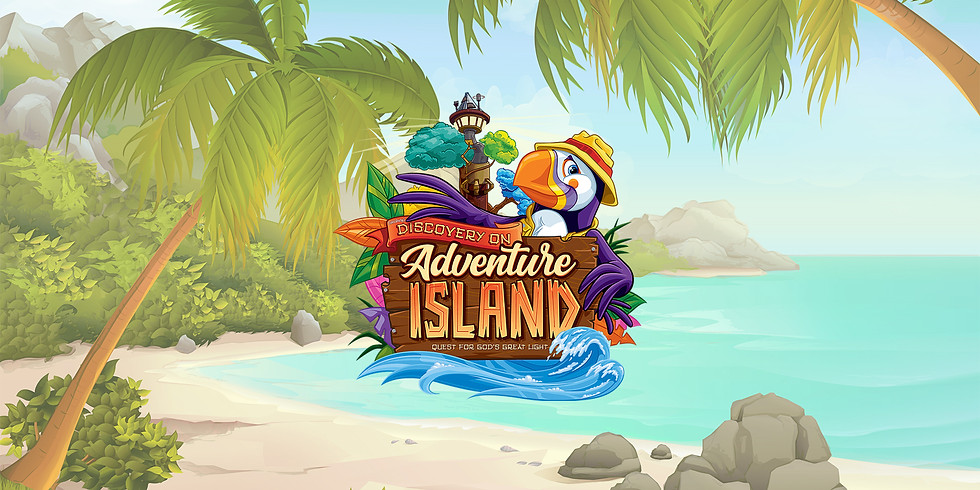 Discovery on Adventure Island - VBS 2021