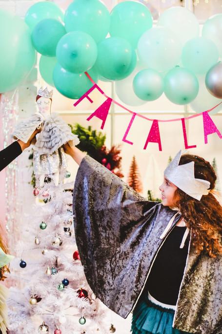modern christmas celebrations