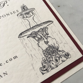 Fountain Illustration