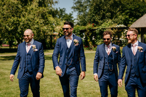navy gents for wedding