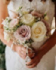 pretty vintage rose wedding bouquet.jpg