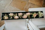 blush buttonholes
