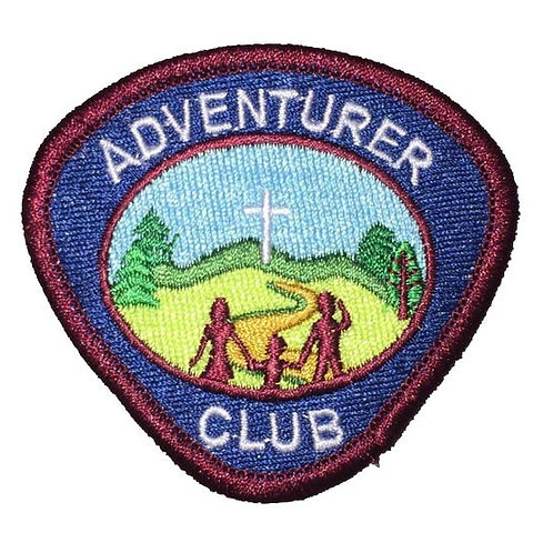 Adventurer Club Emblem Patch