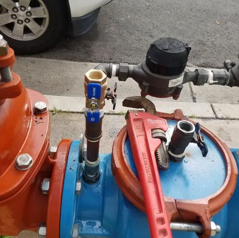 Backflow Preventer Repair Double Check V