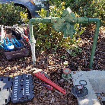 Backflow Preventer Repair and Testing Or