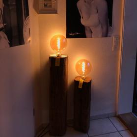 Altholzlampen