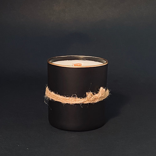 Bergamot Luxury Candle