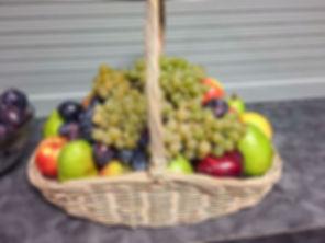 Okanangan Fresh Fruit Basket at Paynter's Market