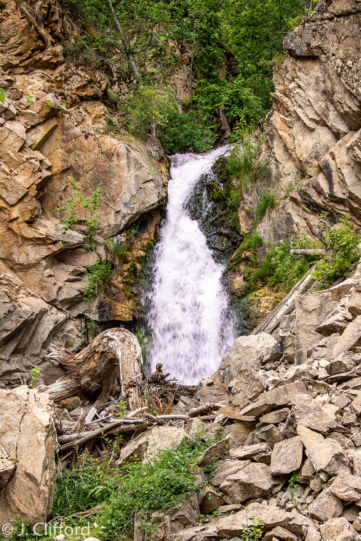 Hardy Falls, Peachland