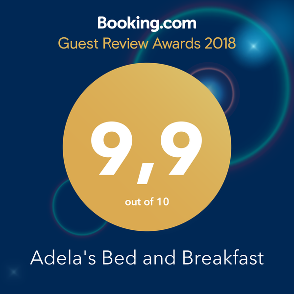 Booking.com 2019 Guest Review Award