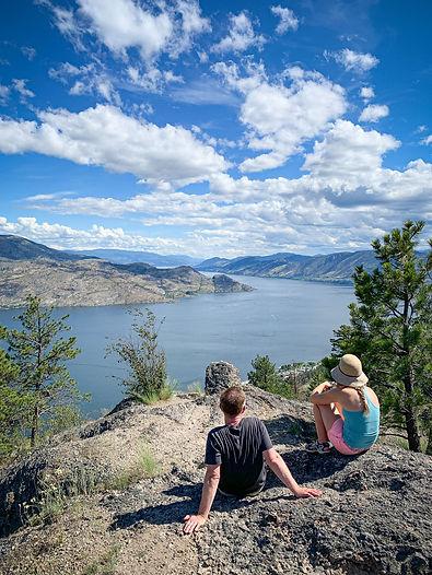 Pincushion Mountain Trail, Peachland BC
