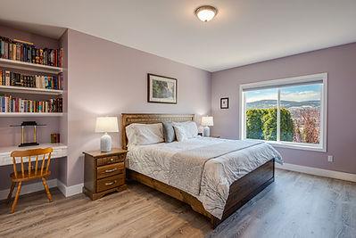 Lavender Bedroom at Adela's B&B