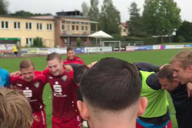 Männer starten mit Auswärtssieg in die Landesliga