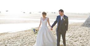 Un beau mariage au bord de la mer