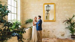 Mariage au château Gassies