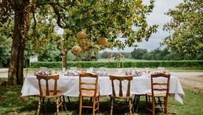 Inspiration mariage au jardin