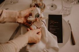 Wedding design de la table par Sylvie Borderie