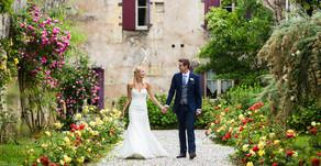 Mariage au Château Sentout à Tabanac