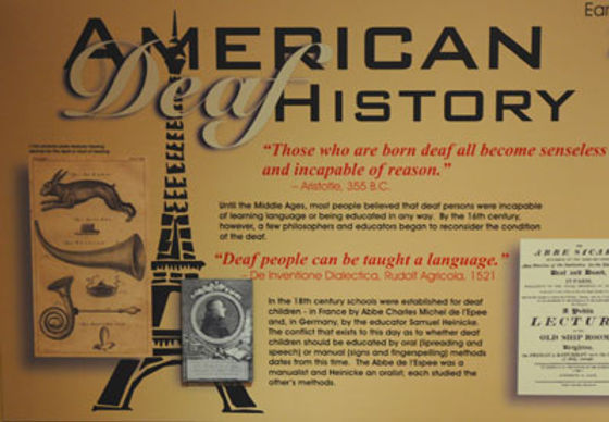 History of Deaf Culture