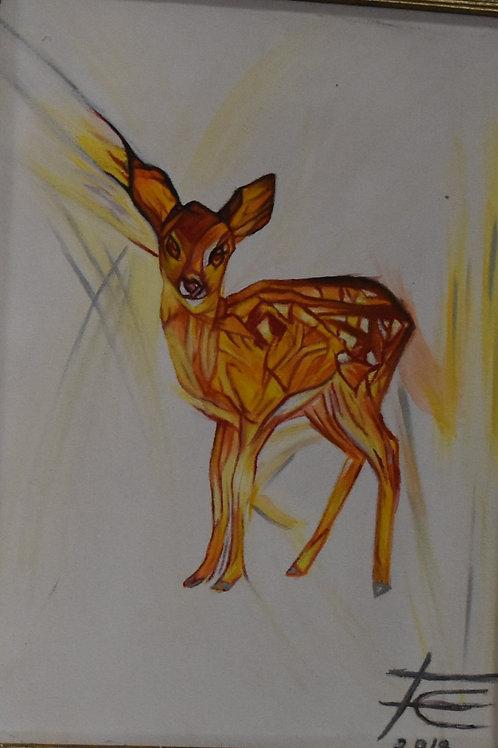 El Venado de Clifford - Clifford's Deer