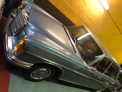 Mercedes 280 SE W108 1969