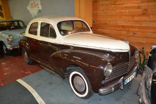 Peugeot 203 1958