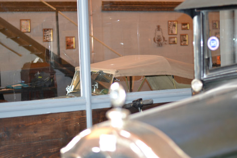 buick 1925 Mg td