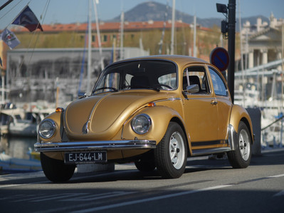 VW Coccinelle Big Bug 1974