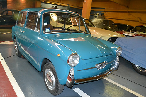 Autobianchi Bianchina Panoramica 1967